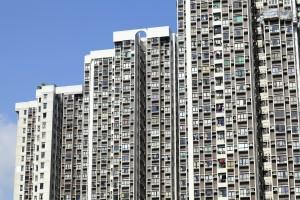 Hong Kong home building